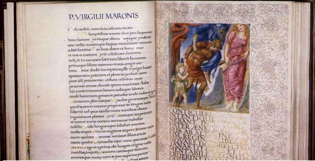 Aeneid Manuscript