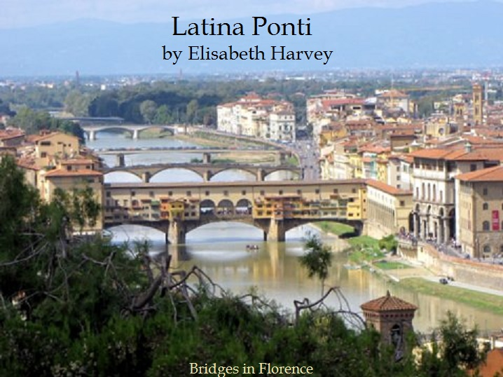 Front cover of Latina Ponti